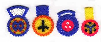 Medaljer av prp
