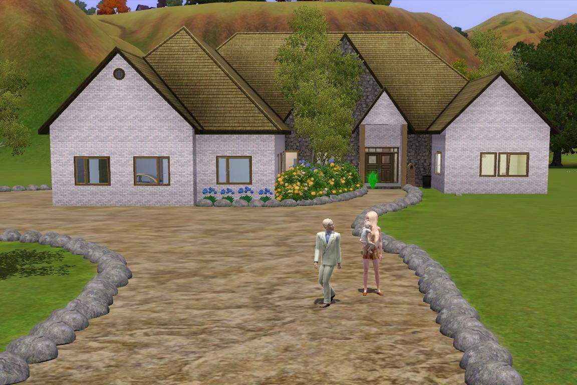 Era simfamiljer / hus? - 14. TS3 - Expansioner m.m - The Sims iFokus
