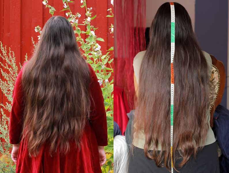 kokosolja i håret hur gör man