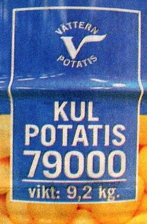 Kul potatis