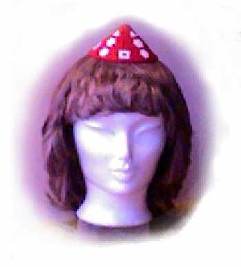 Toppig hatt