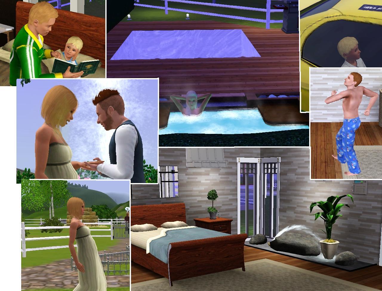 Familjen devonshire (legacy)   17. legacy & historier   the sims ...
