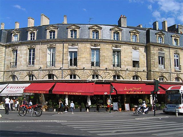 Bordeaux stad