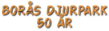 Borås Djurpark 50 år
