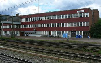 Borlänge stationshus