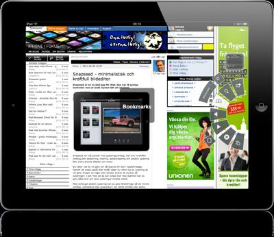 Grazing för iPhone och iPad