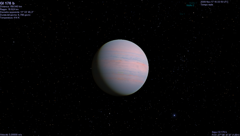 Gliese 176 b