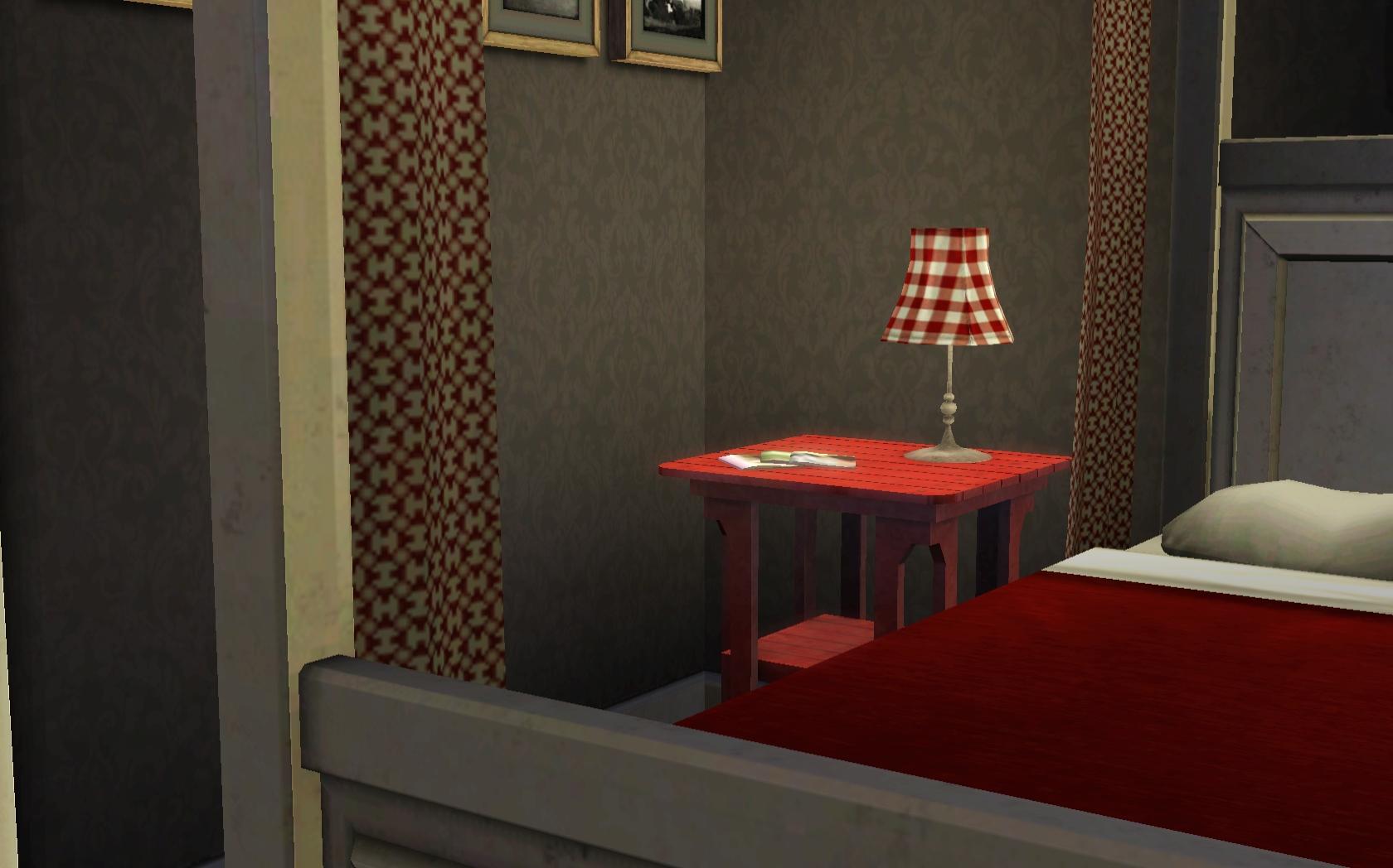 Trelängad Skånegård i Appaloosa - 01. Bilder/filmer - The Sims iFokus