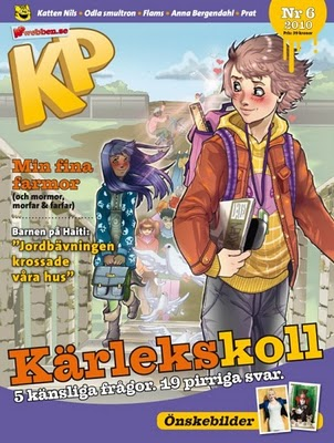 KP-tidning