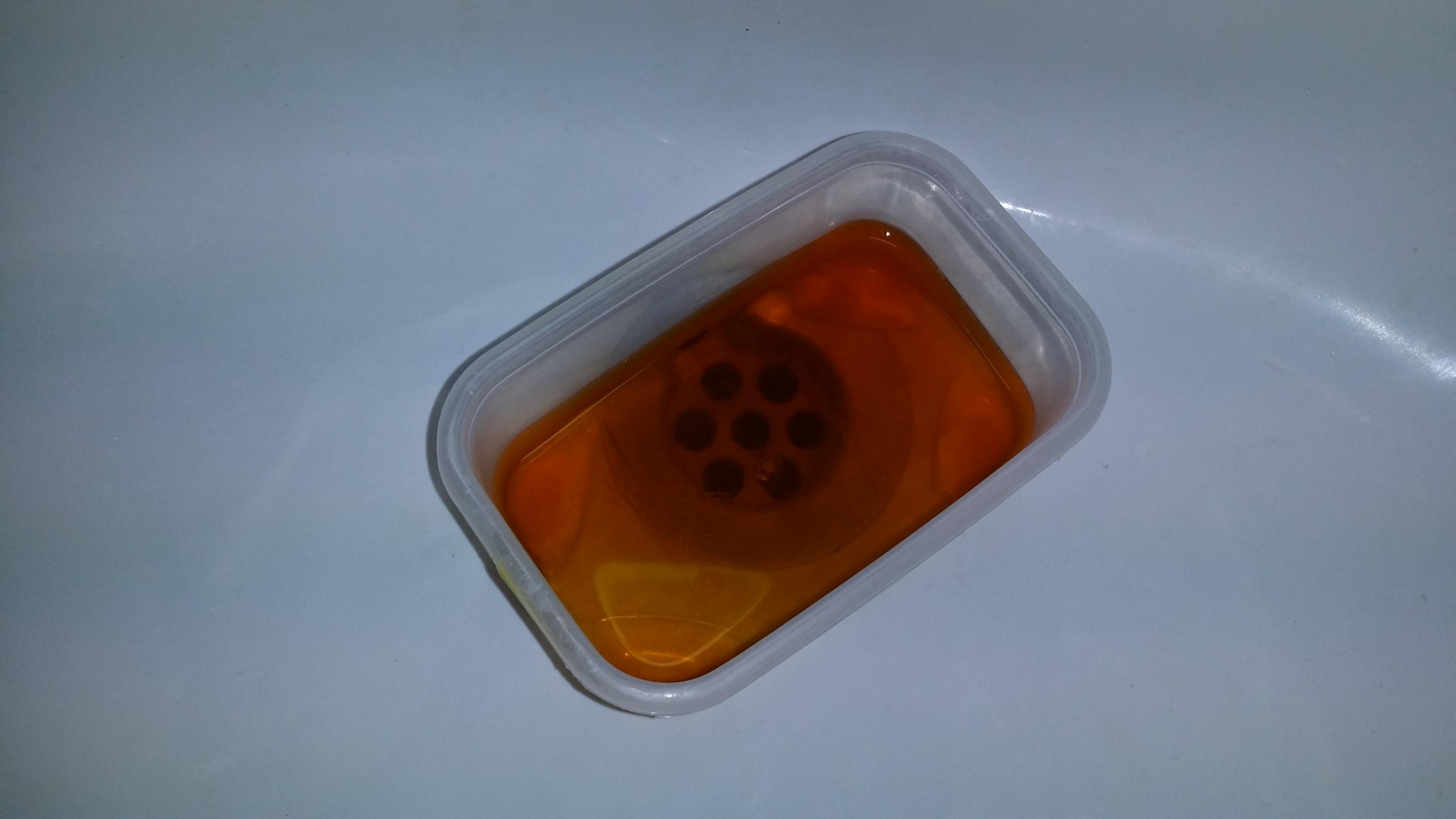 Mörk urin