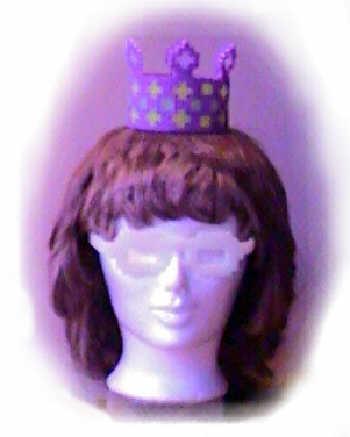 Prinsesskrona av prp