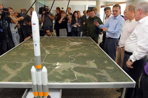 Kosmodrom Vostochny