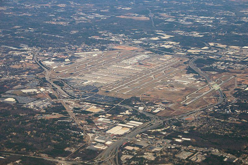 Atlanta-Jackson Airport