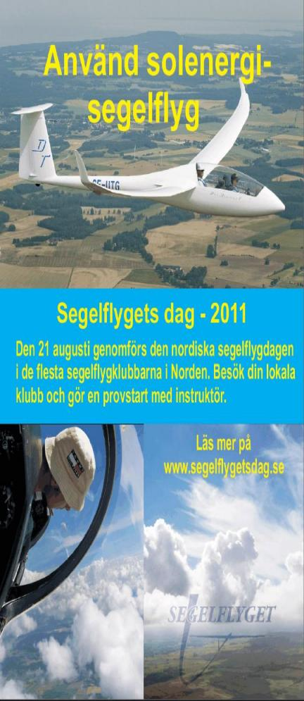 Segelflygets Dag 2011