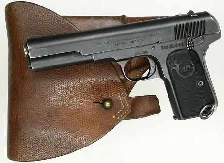 Pistol m/07
