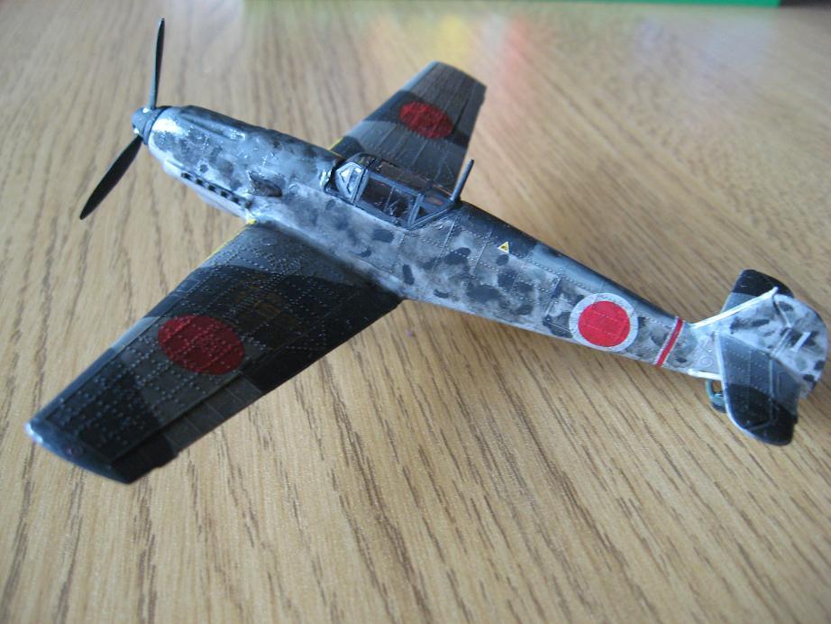 Bf109 - 3