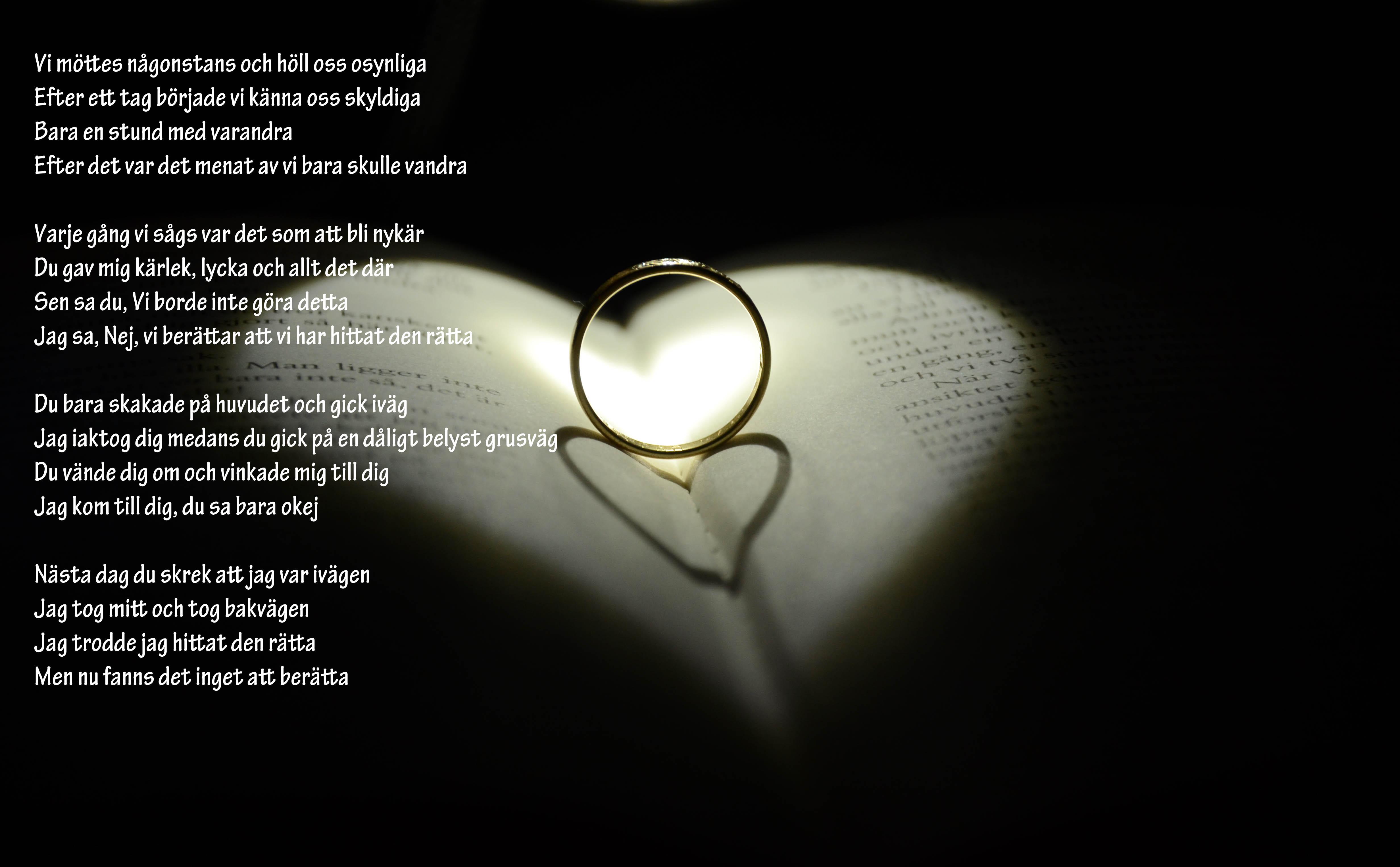 älska mig dikt