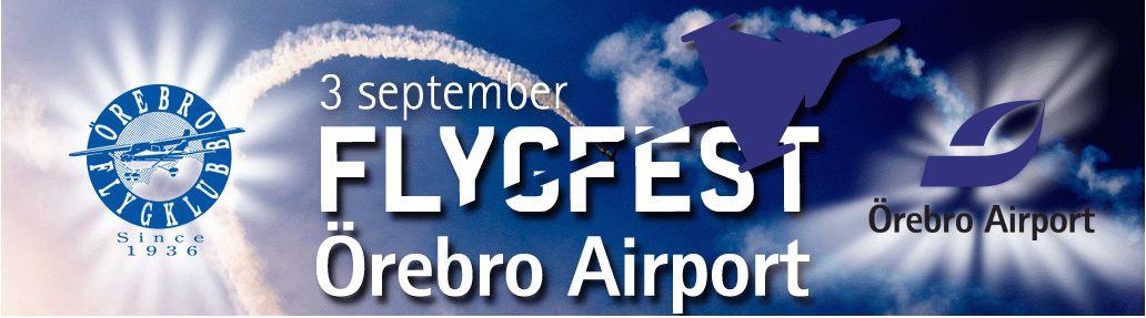 Flygfest Örebro 2011