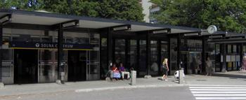 Tunnelbanan Solna centrum