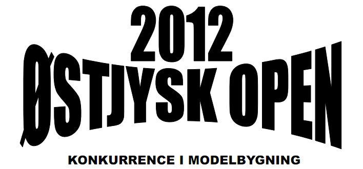logga ØstJysk-Open 2012