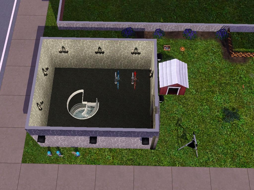 Problem med källare - 13. TS3 - Allmänt - The Sims iFokus